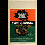 Hurry Sundown Movie Poster