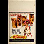 The Millionairess Movie Poster