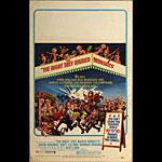Frank Frazetta The Night They Raided Minsky's Movie Poster