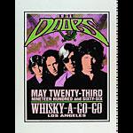 Mark Arminski The Doors at The Whisky-A-Go-Go Uncut Proof Sheet