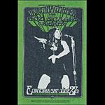 Randy Tuten Ike and Tina Turner Handbill
