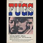 Photograph: Joel Brodsky - Design: Dennis Lo The Fugs Handbill