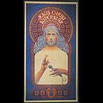 David Byrd Jesus Christ Superstar Decca Records Promo Poster