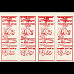 Robert Crumb Jimi Hendrix Ticket