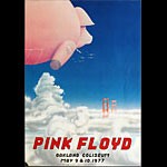 Randy Tuten and W. Bostedt Pink Floyd Poster