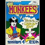 The Monkees Sacramento Concert Poster