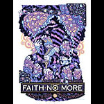 Guy Burwell Faith No More Poster