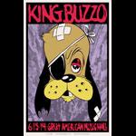 Alan Forbes King Buzzo Poster
