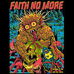 Skinner Faith No More Poster