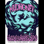 Daryll Peirce Mudhoney Poster