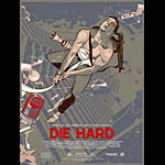 Vincent Aseo Die Hard Movie Poster