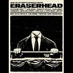 Bartosz Kosowski Eraserhead Movie Poster