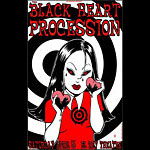 Michael Michael Motorcycle Black Heart Procession Poster