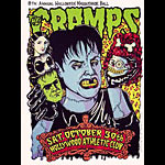 Michael Michael Motorcycle The Cramps Poster