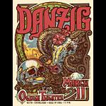 Michael Michael Motorcycle Danzig Poster