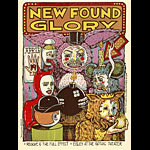Michael Michael Motorcycle New Found Glory Poster