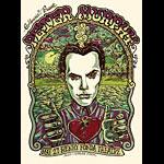 Michael Michael Motorcycle Peter Murphy (of Bauhaus) Poster