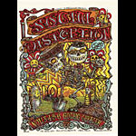 Michael Michael Motorcycle Social Distortion Poster