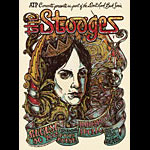 Michael Michael Motorcycle The Stooges Performing the songs from Fun House Poster