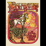 Michael Michael Motorcycle Wolfmother Poster