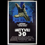 Amityville 3-D 3D Movie Poster
