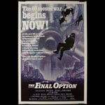 The Final Option Movie Poster