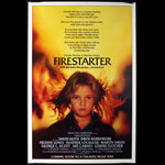 Firestarter Movie Poster