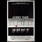 Gorky Park Movie Poster