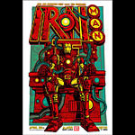 Jesse Phillips Iron Man Movie Poster