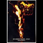 Ghost Rider Spirit Of Vengeance Advance Promotional  Mini Movie Poster