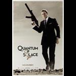 Quantum of Solace James Bond 007 Advance Promotional  Mini Movie Poster