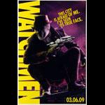Watchmen Advance Promotional  Mini Movie Poster