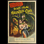 Beast From Haunted Cave 1959 Movie Poster