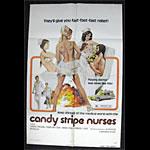 Candy Stripe Nurses Movie Poster