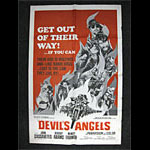 Devil's Angels Movie Poster