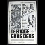 Teenage Gang Debs Movie Poster