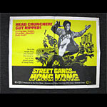 Street Gangs of Hong Kong Movie Poster