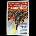 The Wild Angels (Hell's Angels) Movie Poster