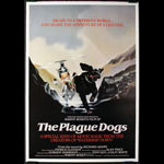The Plague Dogs Movie Poster