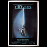 Star Wars - Return of the Jedi Movie Poster