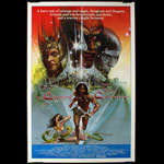 Peter Jones The Sword and the Sorcerer Movie Poster