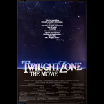 Twilight Zone - The Movie Movie Poster