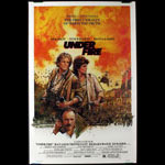Drew Struzan Under Fire Movie Poster