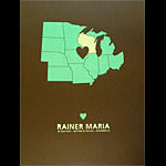Jason Munn - The Small Stakes Rainer Maria Poster