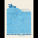 Jason Munn - The Small Stakes Death Cab For Cutie Poster