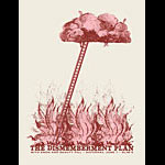 Jason Munn - The Small Stakes Dismemberment Plan Poster