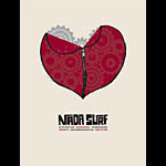 Jason Munn - The Small Stakes Nada Surf Poster