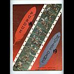 1950 Notre Dame vs Purdue College Football Program