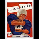 1953 Notre Dame vs USC Red College Football Program