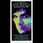 Jason Jacenko Jon Spencer Blues Explosion Poster